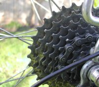 Checking your drivetrain.