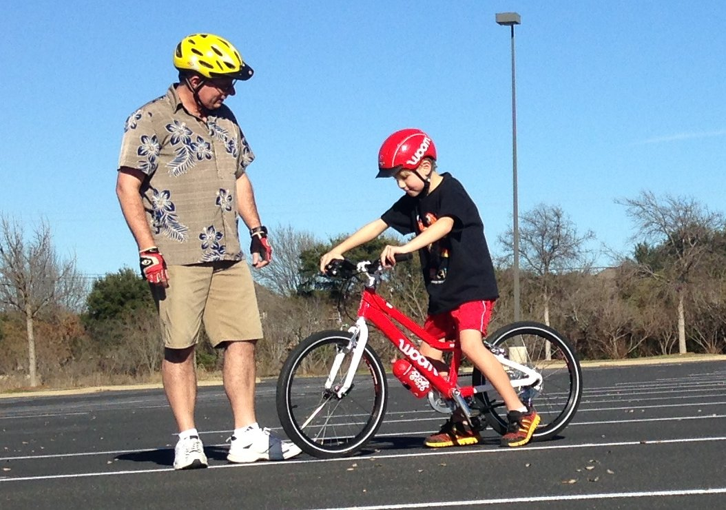 8c9a258398f Learn to ride a bike - The Center for Cycling Education